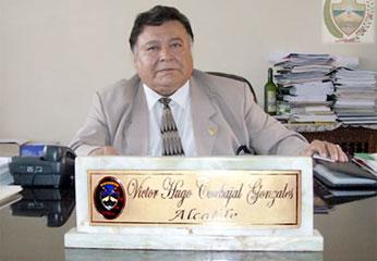 Alcalde del distrito de Mala