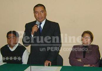 Alcalde Jacinto Romero Trujillo