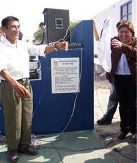 Entechado y remodelación de la Capilla Santísima Cruz de Chonta – Zapata