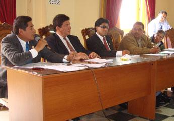 Concejo Provincial de Cañete