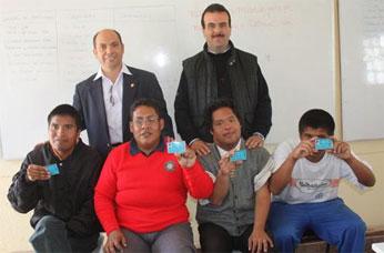 Entrega, continuará posteriormente en las provincias de Barranca y Huaral.