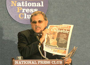 Ex congresista Jorge Mufarech Nemy