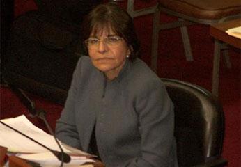 Congresista Mercedes Cabanillas.