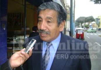 Crnel de la PNP (r) Melvin León Angales.