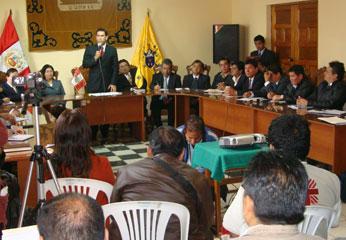 Defensa Civil de Cañete en sesión de ayer aprobó recomendar la suspensión de actividades públicas de gran concentración de personas hasta el próximo 31 de agosto.