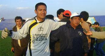 Sifuentes con Víctor Zegarra alcalde de Santa María.
