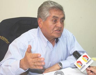 Ing. Julio Ríos Souza Gerente Regional de Infraestructura