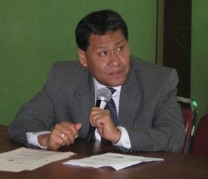 Dr. Luis Alberto Vásquez Silva.