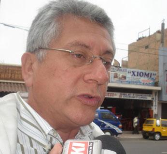 Humberto Barba Mitrani, ex alcalde de la provincia de Huaura.