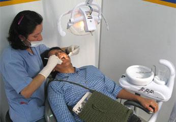 Campaña de salud en la especialidad de odontología