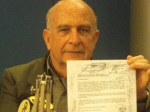 Ex presidente del Consejo de Ministros Carlos Ferrero