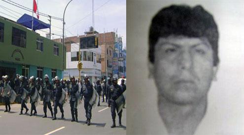 Fue capturado por la Policía Nacional, es acusado de cometer varios robos a casas comerciales