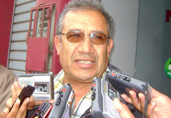 Santo Tomás Quispe Murga, consejero delegado del 2009.