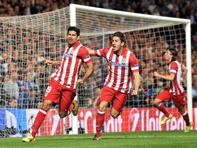 Atlético de Madrid vence 3-1 al Chelsea y va a la final