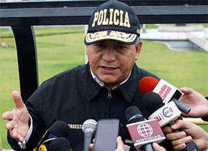Hoy se presenta ex ministro Urresti a juicio por crimen de periodista Bustíos.