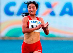 Inés Melchor logra el oro para Perú