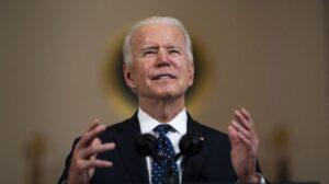 Joe Biden celebra que se haya hecho «justicia» en el caso de George Floyd