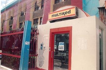 cajeros Multired