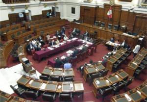 Congreso Foto: Peruenlinea