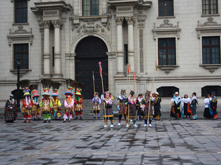 danzas cajatambo